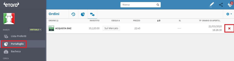 Investire in ETF portafoglio etoro (1)