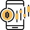 piattaforme per criptovalure icone